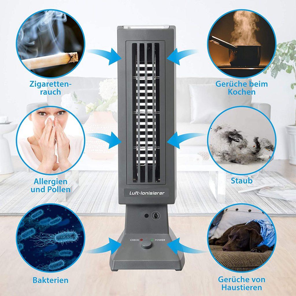 miglior purificatore depuratore aria tevigo