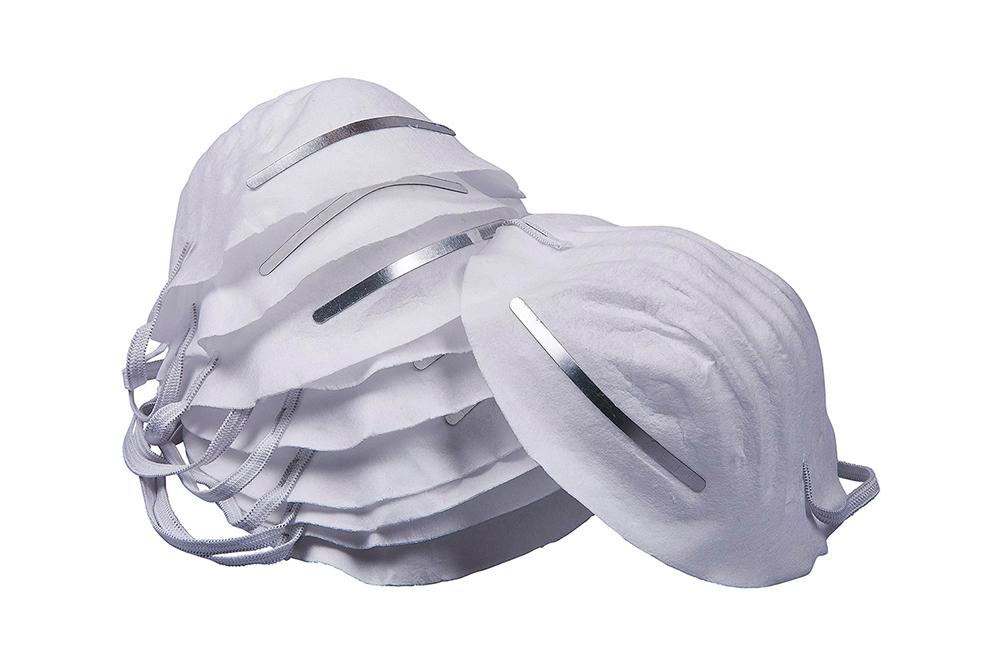 mascherine antipolvere guida