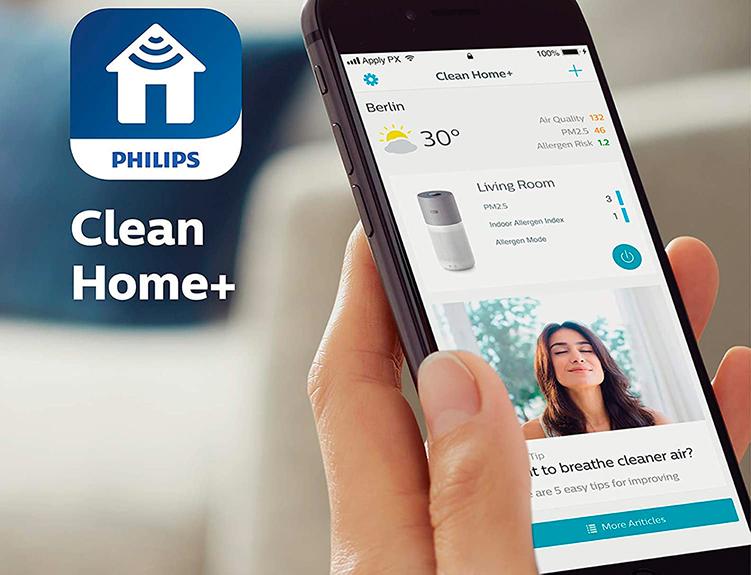 app purificatore Philips Qualità Aria Ac3033