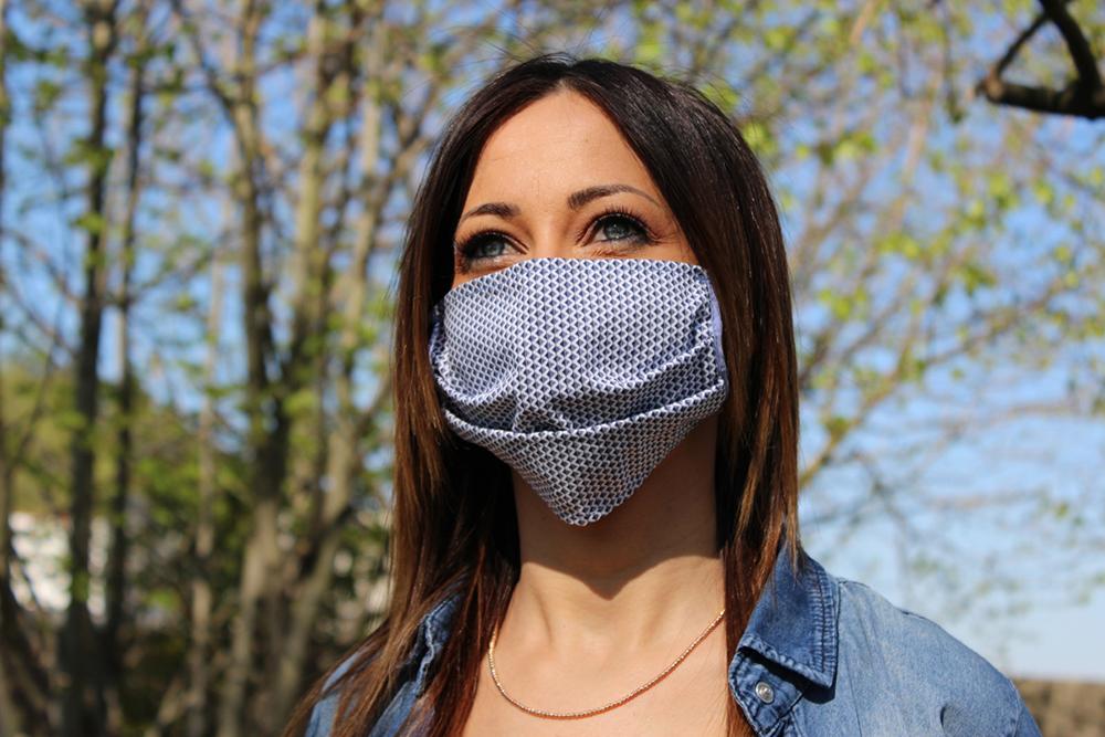 mascherine riutilizzabili guida