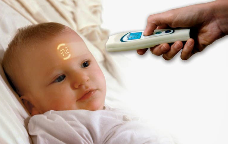 miglior termometro infrarossi uv per bambini